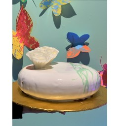 *Gelato Cake (Pistachio Hokkaido Milk)*