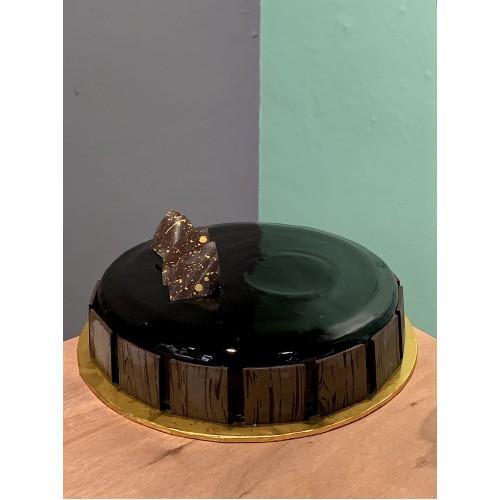 *Gelato Cake (Dark Chocolate Bacio)*