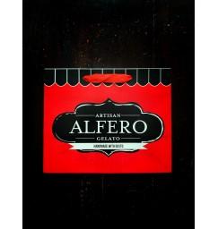 Alfero Gelato Paper Bag