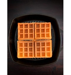 4-slices Waffles